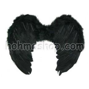 Крила Ангела чорні, 35х45 см