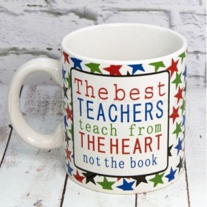Кружка гігант Найкращий вчитель