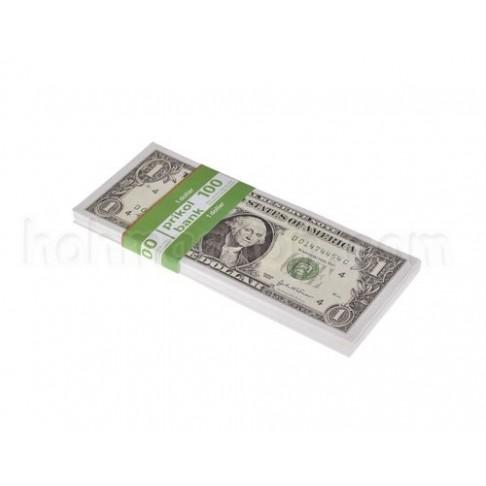 Гроші сувенірні, 1 долар