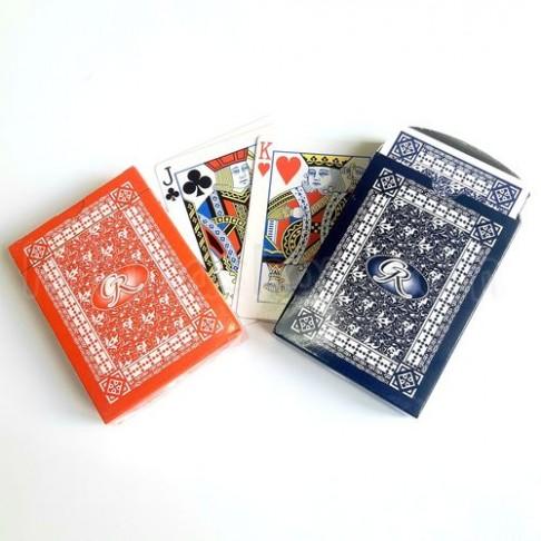 Карти гральні Poker Cards Grand Royale, атласні